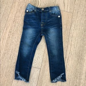 7 for all mankind Baby Jeans